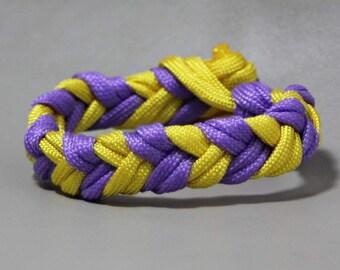 Double Braided Paracord Bracelet