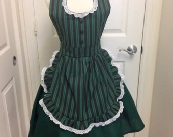 Haunted Mansion Maid apron dress