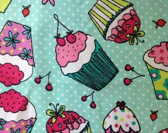Cupcakes Crayon Wallet