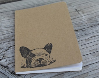 Mini French Bulldog Journal