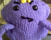 PATTERN -- Lumpy Space Princess Adventure Time Amigurumi Toy