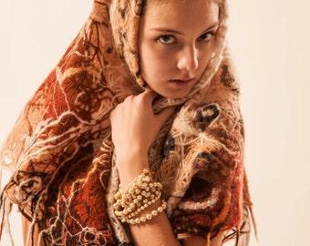 Yaga shawl wrap