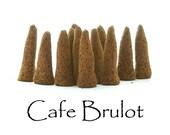 Cafe Brulot Blend, Artisan Hand Made Incense Cones