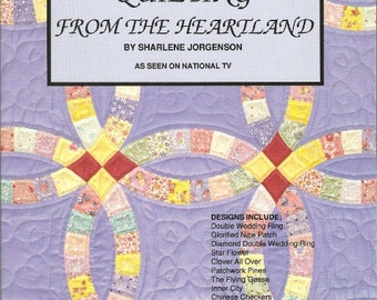 Quilting from the Heartland by Sharlene Jorgenson