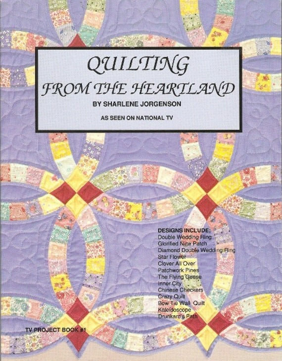 Quilting from the Heartland by Sharlene Jorgenson from ... : quilting from the heartland - Adamdwight.com