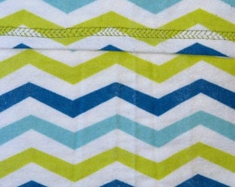 Chevron Baby Blanket - Flannel Blanket - Recieving Blanket - Cot Blankets - Baby boy Blankets - Crib Bedding - Large Baby Blankets - Toddler