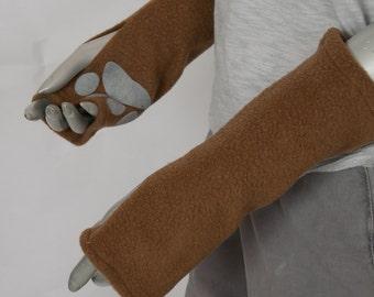 Chestnut Glovelets