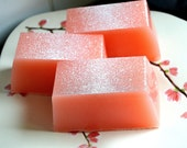 Cherry Blossom Soap, Pink Soap, Ladies Soap, Floral Soap, Natural Skincare
