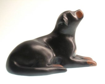 Your Dog MADE to ORDER - Handmade OOAK polymer clay sculpture