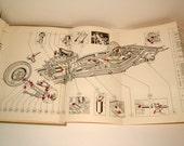 Maintenance Manual for the Armstrong Siddeley Sapphire 3-4 Litre Model Preselector Vintage Automobilia Vintage Car Manual