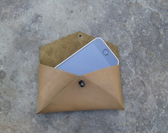 Leather Wallet Smartphone Size