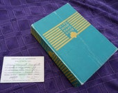 Girl Scout Handbook, 1942 New Edition, 3rd impression, with membership card from Troop number 2, Barnesville, OH, Free Shipping!