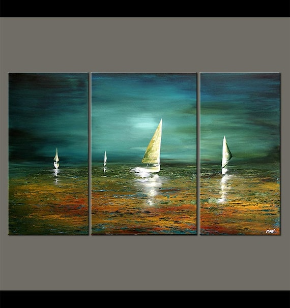 Acrylic Seascape Painting Course
