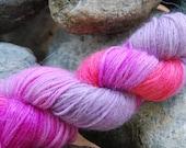 handdyed yarn -  100g/3,5 oz. -  Colour 57