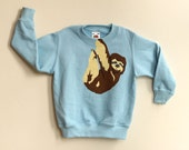 Sloth Sweater for Children - Kid's Sloth Jumper