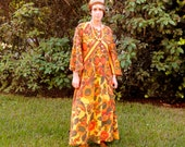 Custom Listing for Mimi 2005 -3 Indian Cotton Kaftan Maxi Hippie BOHO Dresses - by Bohemian Rhapsody on etsy