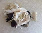 Baby Girl Headband-baby Headband-Flower Girl Headband-Persnickety Headband-Photo Prop
