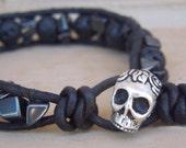 Rebirth Men's Wrap Bracelet