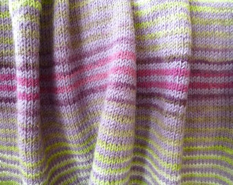 Baby Blanket,Knit Baby Blanket,Baby Girl Blanket,Baby Girl Gift,Knitted Baby Clothes,Free Shipping
