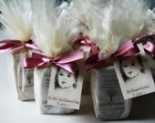 50 Full Size Handmade Soaps Favors- Weddings, Baby Shower, Bridal shower, Baptsim or for any occassion