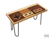 8-bit Retro Gaming Occasional Table