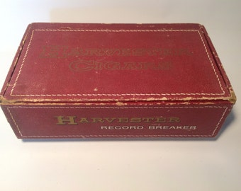 Harvester Cigar Box