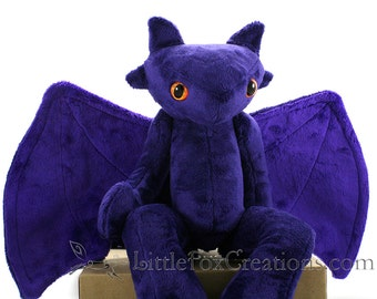 Custom Elfin Dragonet