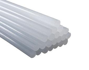 "Crafters HOT MELT Multi-Temp (Large) Glue Sticks 10"" X .44"" 6/PKG"