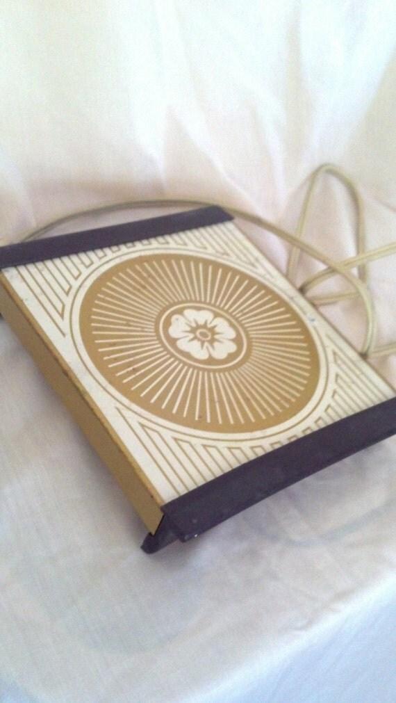 vintage electric warm o tray food warmer plate atlantic. Black Bedroom Furniture Sets. Home Design Ideas