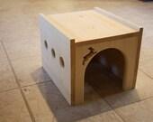 Deluxe Bunny Rabbit House
