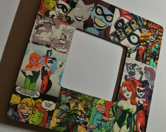 Harley and Ivy Picture Frame (made to order)