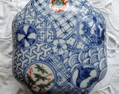 Delicate Japanese Ceramic Lidded Container, For Your Jewelry Or Special Keepsakes