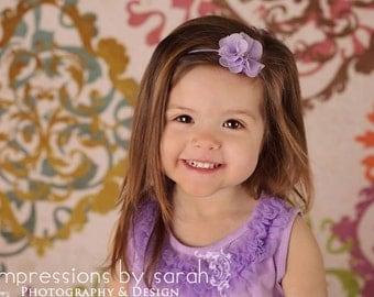 purple headbands..girls purple headband.. baby girls purple headband..newborn purple headband..baby headband..girls heabdand..baby girls bow