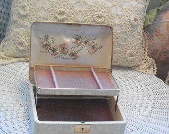 Faccington Jewelry Box  GenuineTexol