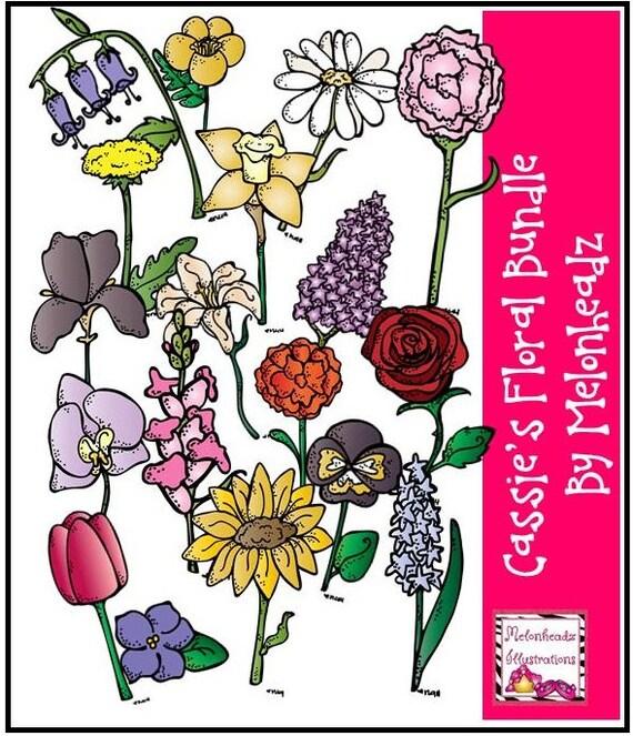 Cassie's Floral bundle