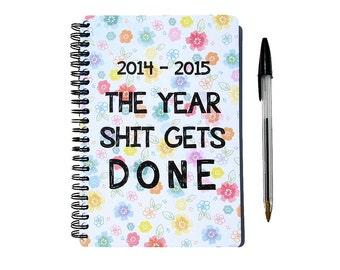 Popular items for 2014 2015 agenda on Etsy