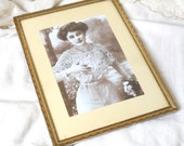 vintage picture frame metal picture frame photo frame silver plated frame shabby chic digital print