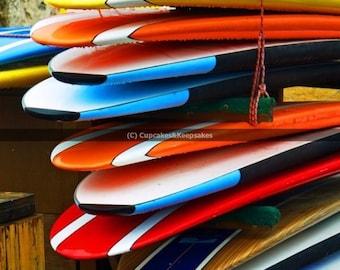 "Toronto ""Surfboards 1"" Fine Art Photograph"