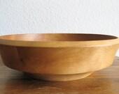 Handmade Wood Bowl-Woodpecker Woodwarn