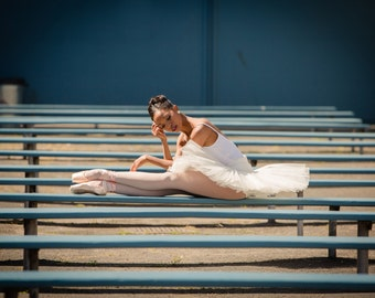11 x 14 Ballerina Print