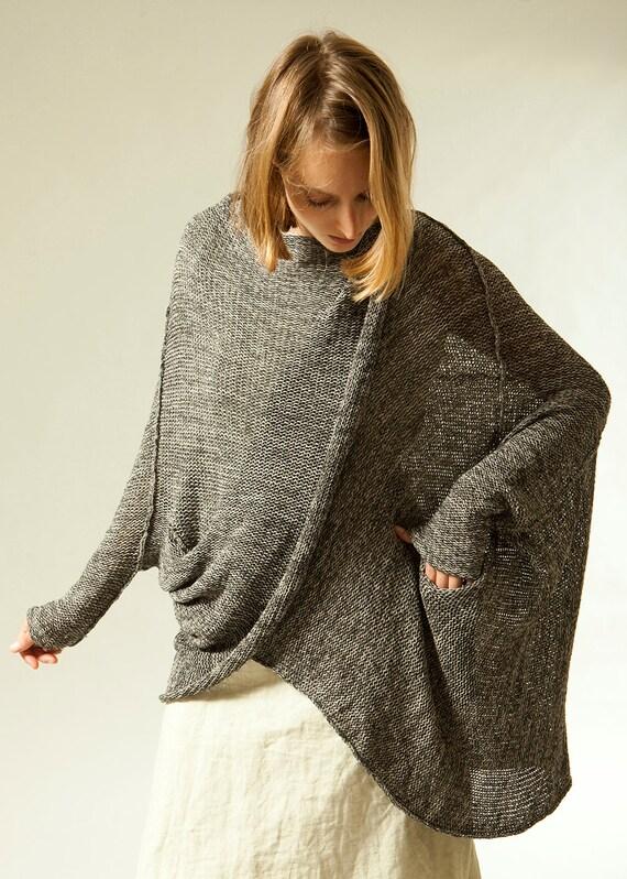 Plus Size Oversized Sweaters