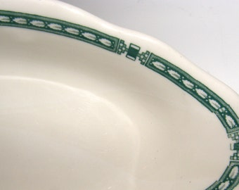 1940s Restaurant Ware Bowl by Walker China