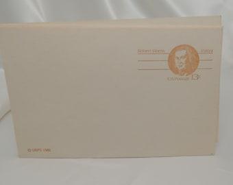 Vintage 1981 Postcard