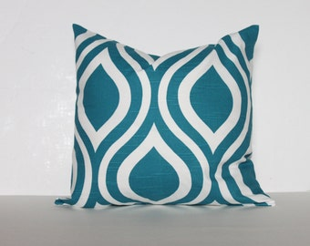CLEARANCE - 16 x 16 Aquarius Emily Pillow Cover - Premier Prints
