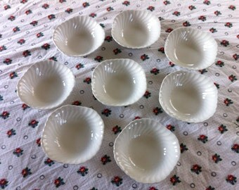 Set of 4 Johnson Brothers Regency Coupe Cereal Bowls