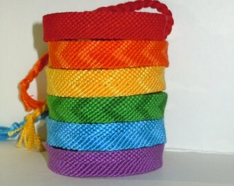 Solid woven Bracelet