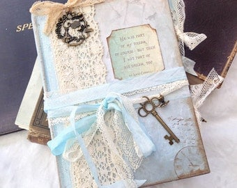 Alice in Wonderland Wedding Guest Book