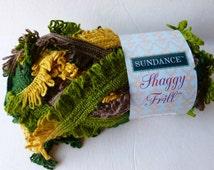 Yarn Sale  - Allegro Shaggy Frill by Sundance