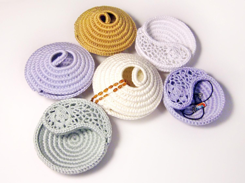 Yin Yang Jewelry Dish Crochet Pattern Free Pakbit For