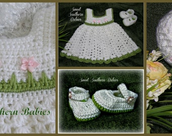 Baby Girls Spring Dress